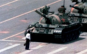Remembering Tiananmen Square 25 years ago